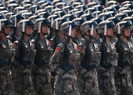 Tiongkok akan Meningkatkan Pengeluaran Militernya