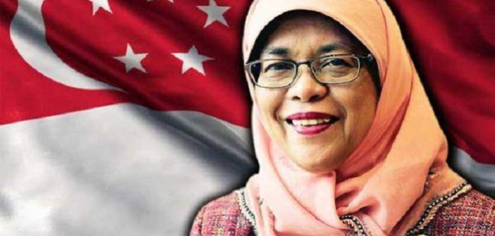 Halimah Yacob, Mengenal Sosok Presiden Singapura Muslimah Pertama