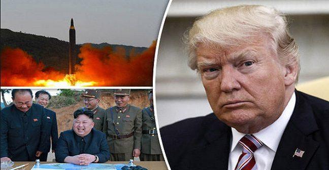 "Akankah AS Jadikan Korea Utara ""Fallujah"" Jilid Berikutnya?"