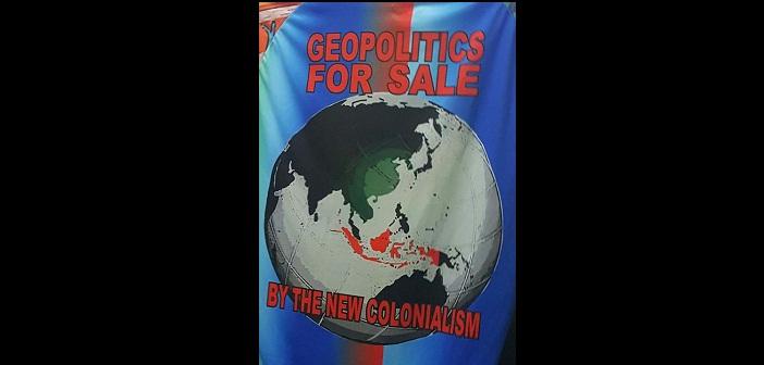 Bunuh Diri Massal Ala Geopolitik