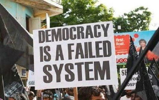 Antara Cacat Demokrasi, Pilkada DKI 2017 dan Noktah Hitam di Indonesia