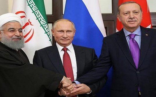 Menuju Persekutuan Baru Iran-Turki-Rusia