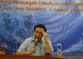 Perlu One Gate Policy untuk Mencegah NAMRU-2 Gaya Baru Beroperasi Kembali di Indonesia
