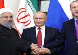 Rusia, Iran dan Turki Bertemu Bahas Nasib Idlib