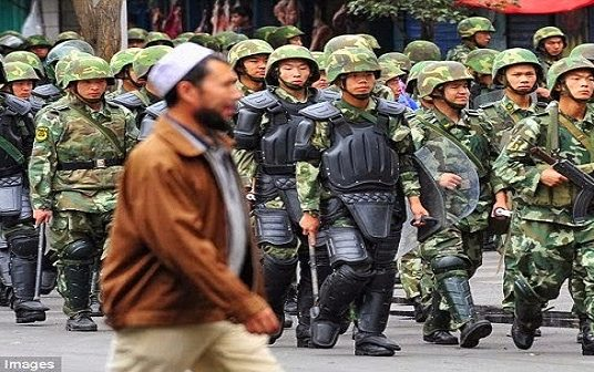Membaca Hidden Agenda Cina di Xinjiang dari Perspektif Geopolitik