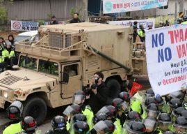 Sistem Pertahanan Anti Rudal THAAD AS Bisa Memicu Cina dan Jepang Semakin Agresif di Semenanjung Korea
