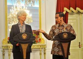 Jokowi Menggiring Indonesia Masuk Skema Kapitalisme Global WB-IMF