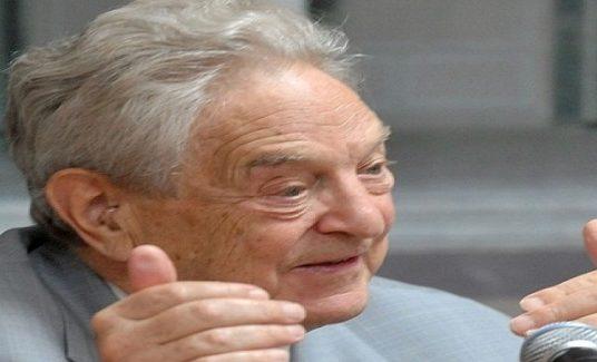 Benda Dicurigai Bom Ancam Rumah Soros