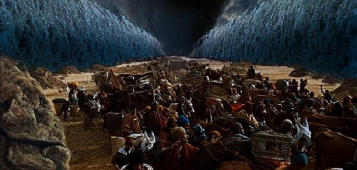 Antara Musa, Fir'aun dan Lautan