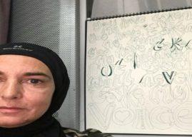 Jadi Mualaf, Sinead O'Connor Disambut Hangat Muslim Dunia