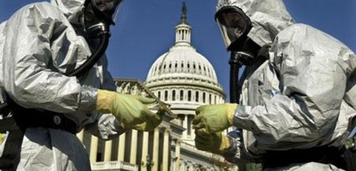 Intelijen Kesehatan Amerika (NCMI), Senjata Biologis dan NAMRU-2 AS