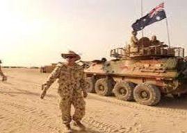 Rahasia Militer Australia di Perang Irak Dibuka untuk Umum
