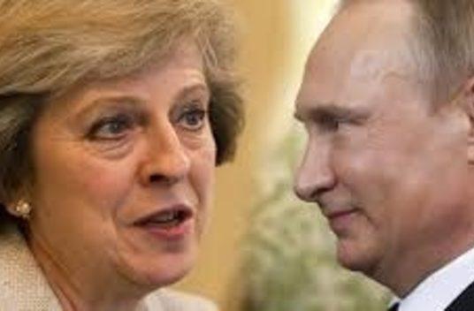 Perilaku Standar Ganda Politik Luar Negeri Inggris Terhadap Arab Saudi dan Rusia
