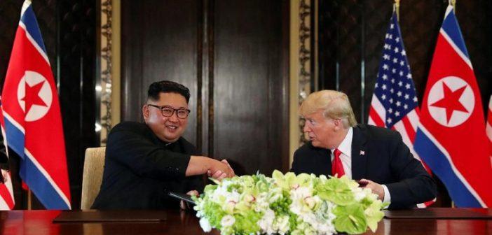 Pertemuan Jilid II Trump-Jong-un Februari Mendatang, Harus Hentikan Penempatan THAAD di Korea Selatan