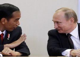 Propaganda Rusia: Jokowi Bisa Dianggap Inkonstitusional