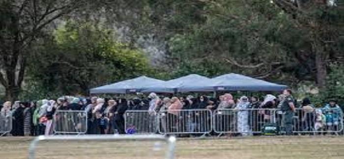Pemakaman Massal Korban Christchurch Usai Shalat Jumat