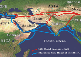 Membaca Geostrategi Cina di Jalur Sutra (8)