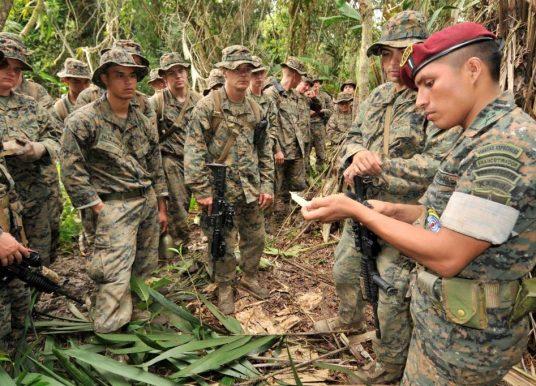 Menyingkap Sepak-Terjang Tentara Bayaran Binaan Inggris dan Prancis di Timur-Tengah, Afrika dan Amerika Latin