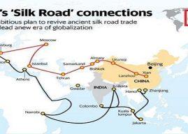 Membaca Pokok-Pokok Geostrategi Cina di Jalur Sutra (4)