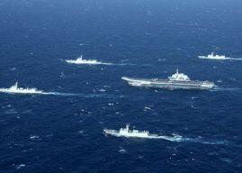 Ketegangan Militer AS-Cina di Laut Cina Selatan Semakin Nyata