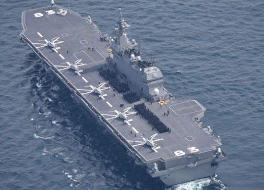 Kaga dan Aegis Ashore, Isyarat Bangkitnya Kembali Militerisme Jepang?