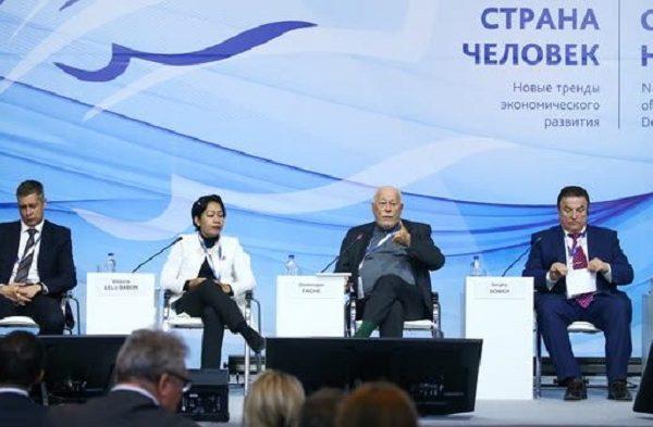 Para Pelaku Bisnis dan Pemangku Kepentingan Kebijakan Luar Negeri RI: Saatnya Bangun Kemitraan Bisnis Baru Lewat Yalta International Economic Forum (YIEF)