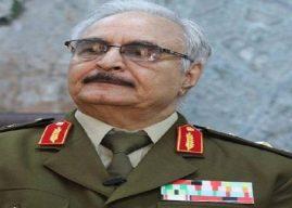 Donald Trump Mendadak Dukung Jenderal Libya Khalifa Haftar