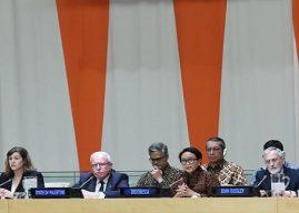 Dukungan RI untuk Palestina dan Misi Pembentukan Israel Raya