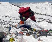11 Ton Sampah Berhasil Diangkut dari Gunung Everest