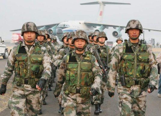 Cina Bangun Pangkalan Militer di Vanuatu?