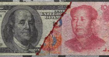 Perang Mata Uang AS–Cina: Gertak Kosong Cina Saat Malu Angkat Bendera Putih