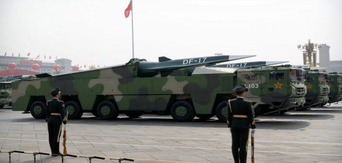 Potensi Perkembangan Persenjataan Nuklir Cina Semakin Mengkhawatirkan (Bagian I)