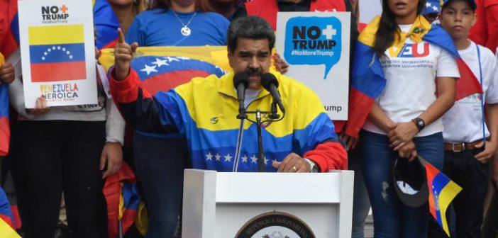 Skenario AS Gulingkan Maduro Gagal Total