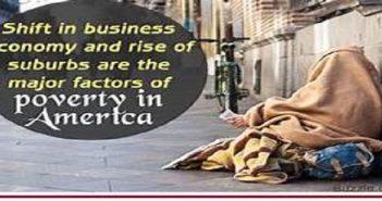 Potret Kemiskinan di AS Semakin Mengkhawatirkan