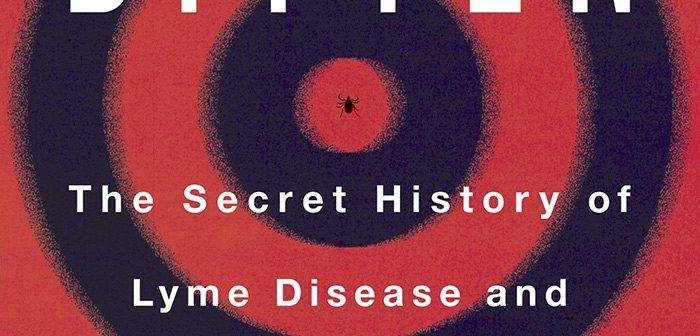 Buku Karya Kris Newby: Penyakit Lyme Menyasar 400 Ribu Orang Amerika Setiap Tahun