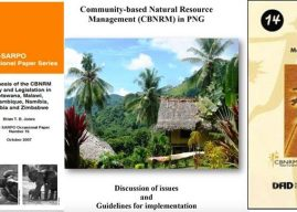 Membangun Papua Dengan Konsep Community Based Natural Resource Management (CBNRM) ala Botswana