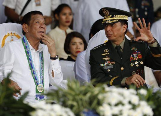 Menghentikan VFA Dengan AS, Manuver Geostrategi Cerdas Duterte Manfaatkan Skema Jalur Sutra Cina