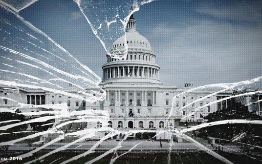 Runtuhnya Hegemoni Amerika